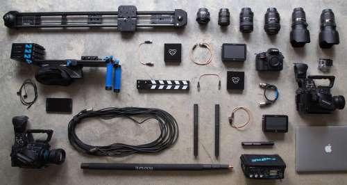 Equipment Photography Camera Digital Lens