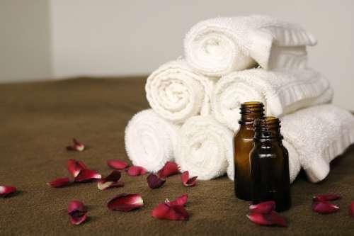 Essential Oils Spa Wellness Massage Relaxation