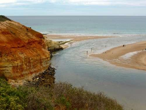 Estuary River Coast Nature Sea