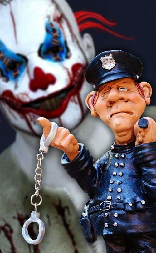 Evil Clowns Trend Terrible Offender