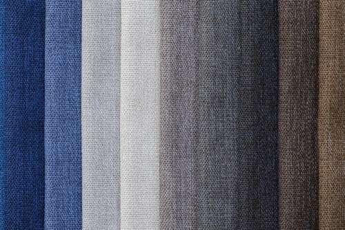 Fabric Tissue Cotton Textile Colorful Color