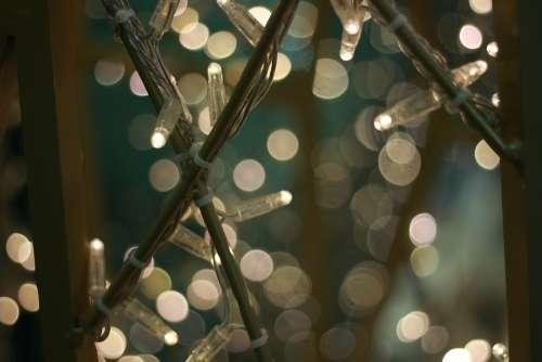 Fairy Lights Bright Light Magic Mysterious Fantasy