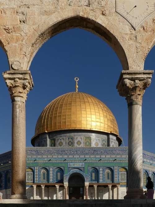 Faith Jerusalem Mosque Religion