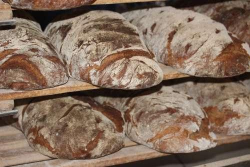 Farmer'S Bread Bread Loaf Of Bread Baker Vespers