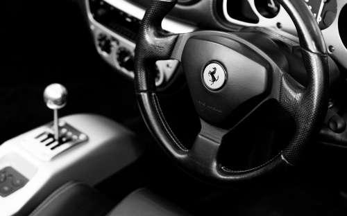 Ferrari 360 Ferrari Automobile Steering Wheel