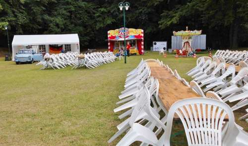 Festival Site Home Festival Gruemheide Seating
