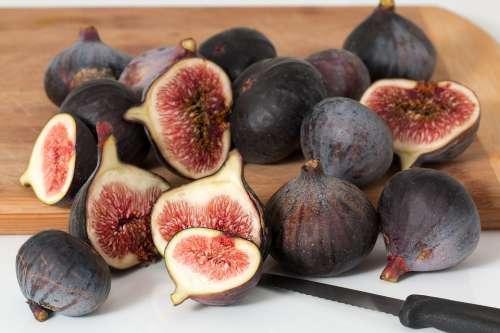 Fig Fruit Nutrition Fresh Health Diet Vegetarian