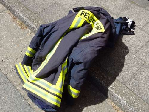 Fire Use Jacket Firefighter Jacket Accident Brand