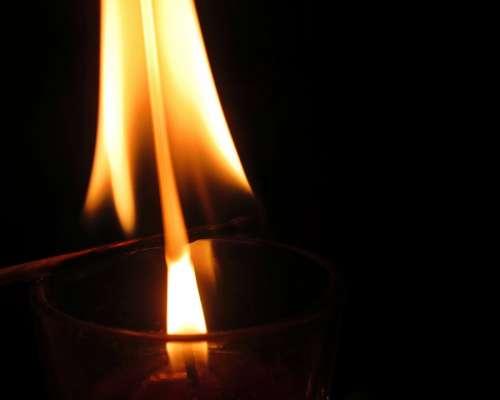 Fire Match Evening