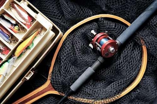 Fishing Fishing Rod Fishing Lures Fishing Box Rod