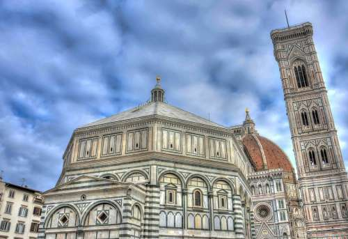 Florence Italy Duomo Europe Firenze Architecture