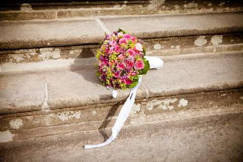 Flowers Wedding Bridal Bouquet Bouquet Floral