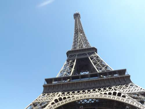 France Travel Europe Tourism Landmark French