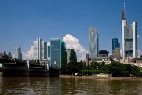 Frankfurt Skyline Outlook