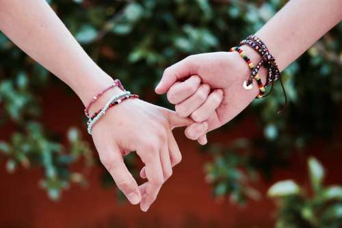 Friendship Hands Union Love Holding Hands Loyalty