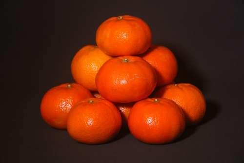 Fruit Clementine Citrus Nutrition Healthy