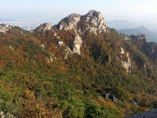 Gaeulsan Sky Rock