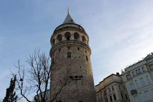 Galata Tower Galata Istanbul Beyoğlu Turkey Jewish