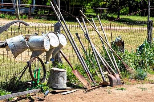 Garden Tools Gardening Shovel Soil Work Tools