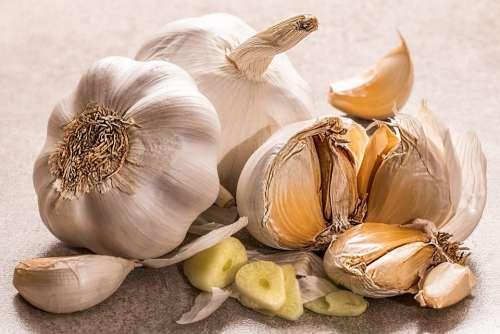 Garlic Flavoring Food Seasoning Condiment Pungent