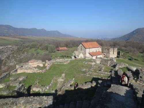 Georgia Dmanisi Dmanisi Sioni Caucasus Orthodox