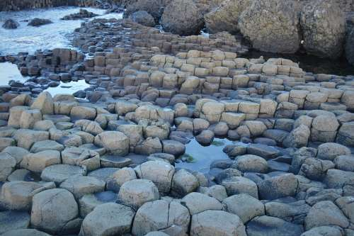 Giant'S Causeway Northern Ireland Rocks