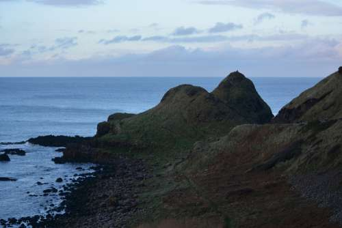 Giant'S Causeway Northern Ireland Rocks
