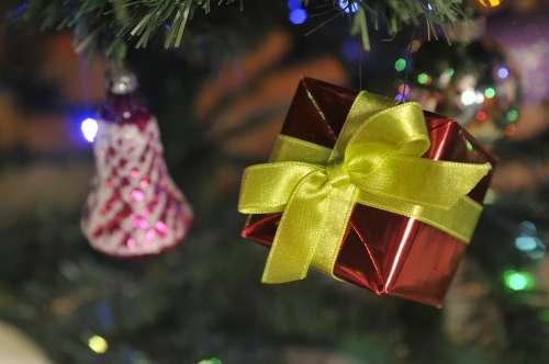 Gift Christmas Tree Christmas Holidays Nicholas