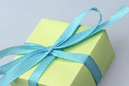 Gift Package Made Loop Packet Loop Christmas