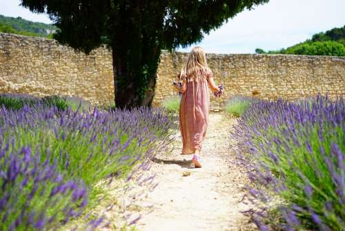 Girl Person Joy Summer Day Child Summer Dress
