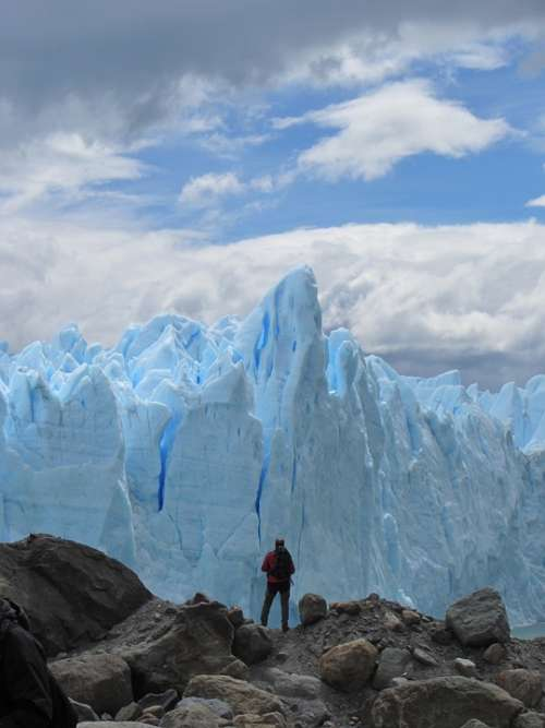 Glacier Perito Moreno Ice Nature