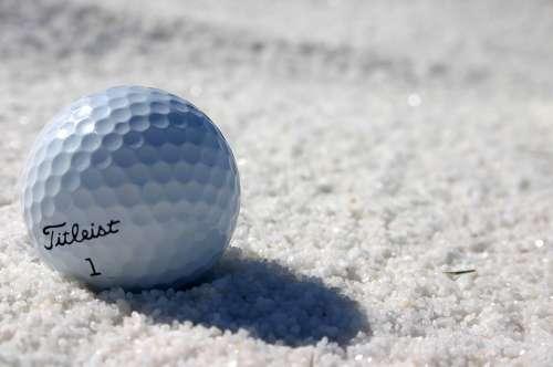 Golf Ball Sand