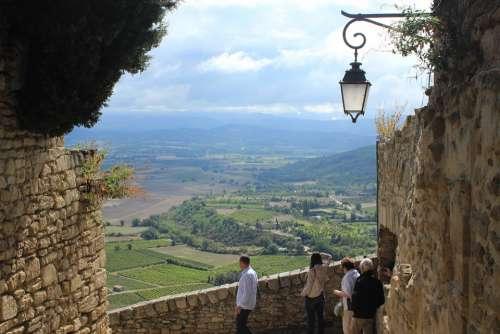 Gordes Provence France Landscape