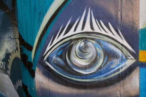 Graffiti Subculture Spray Sprayer Art Color