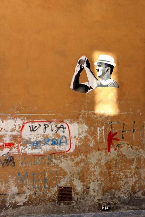 Graffiti Mural Art Hauswand Murals Painted Wall
