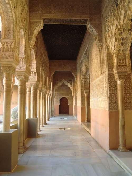 Granada Spain Architecture Andalusia Building