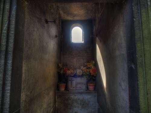 Grave Tomb Cemetery Montmartre