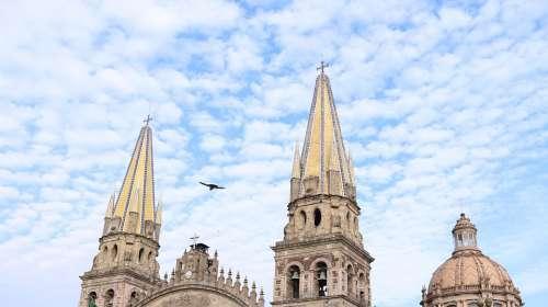 Guadalajara Mexico Sky Blue