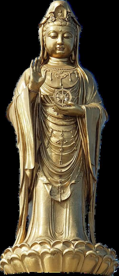 Guangyin Buddha Mercy Buddha