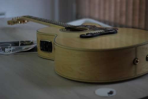 Guitar Sound Music Instrument