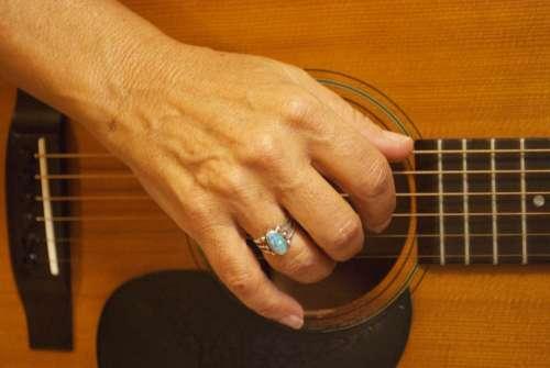 Guitar Acoustic Guitar Playing Guitar Music