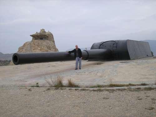 Gun Landscape Spain Weapon Military