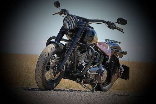 Harley Softail Slims Motorcycles Davidson