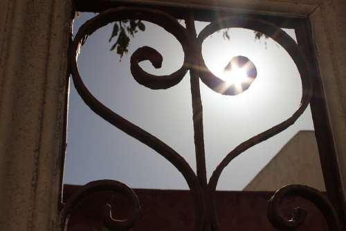 Heart Santorini Love Sol Sun Wedding Romantic