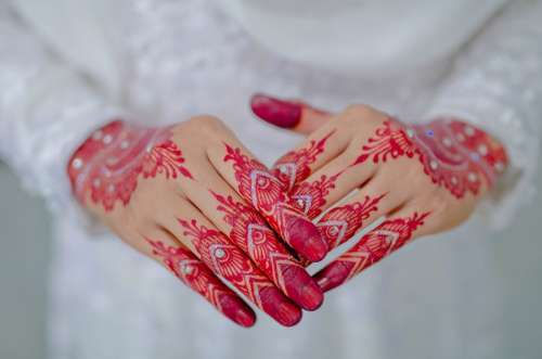 Henna Brides Bollywood Culture Asian Emotions