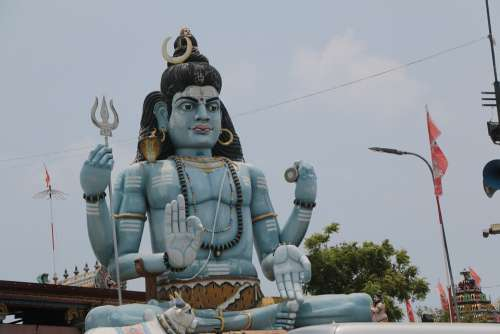Hindu God Shiva Hinduism Religion Spiritual
