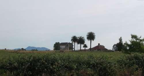Historic Hop Farm St Helena Santa Rosa California