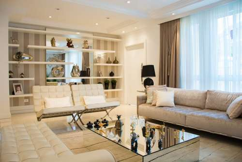 Home Luggage Sofa Casa Cor Decoration Living Room