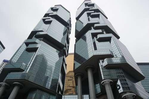Hong Kong Hongkong City Building Construction