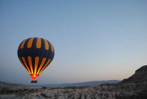 Hot Air Balloon Ballooning Balloon Air Hot Sky